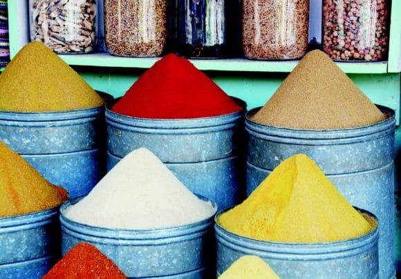Kryddlexikon kryddlista