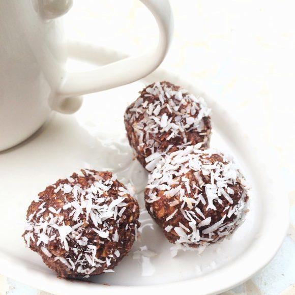 Ann-Sofies kokosbollar