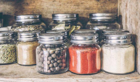 Nyttiga kryddor ORAC Varde