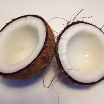 Kryddig kyckling med kokos
